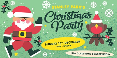 Stanley Park's Christmas Party 2019 tickets