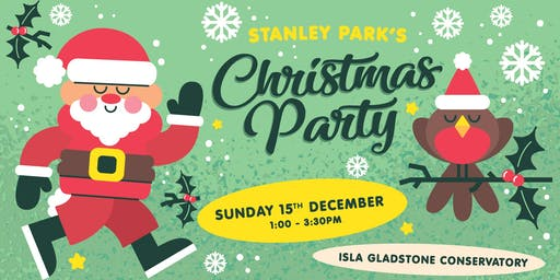 Stanley Park's Christmas Party 2019