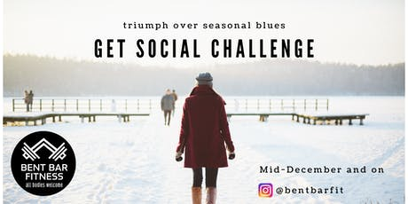 Get Social & Beat the Winter Blues Challenge tickets