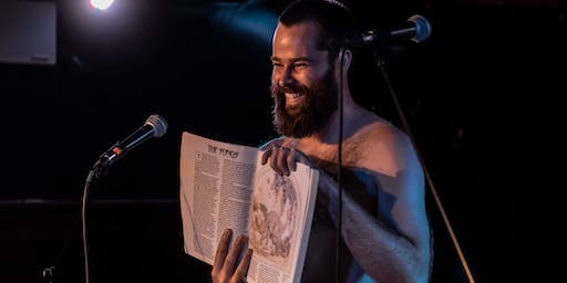 Monsters, Myths & Legends - Naked Boys Reading - Buffalo