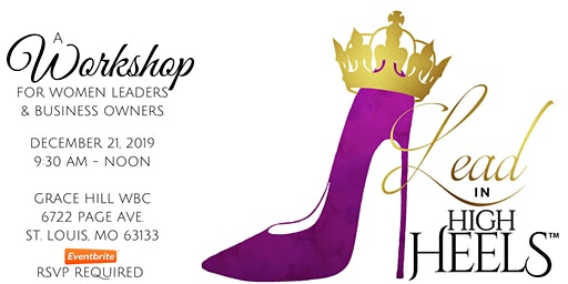 4th Annual Lead In High Heels Workshop