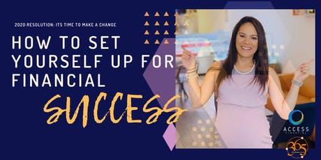 How to Set Yourself Up for Financial Success in 2020 tickets