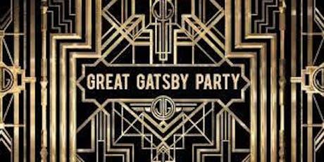 THE GREAT GATSBY AFFAIR / MUSIC POWERED  DJ SPAZO, DJ LEGEND, DJ P ROCK tickets