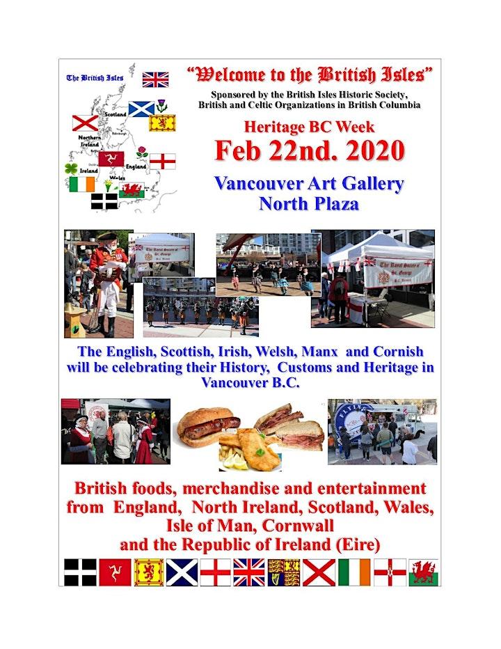 British Isles Heritage Festival image