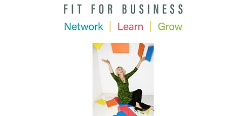 Fit For Business: Power Up Your Productivity  tickets