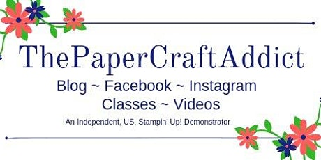 June means NEW! Creative Card Class tickets