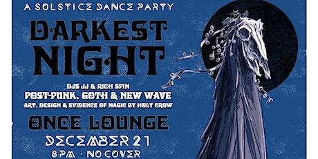Darkest Night Dance Party tickets