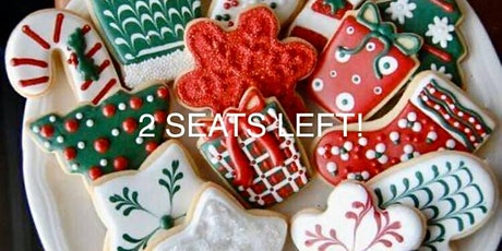 Ho Ho Ho-liday Cookie Decorating - $25 tickets