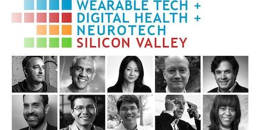 Wearable Tech + Digital Health + Neurotech Silicon Valley