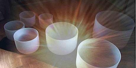 Singing Bowls at Spirit Room!