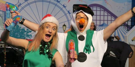 Boogie Monsters Christmas Family Gig at Under 1 Roof! tickets