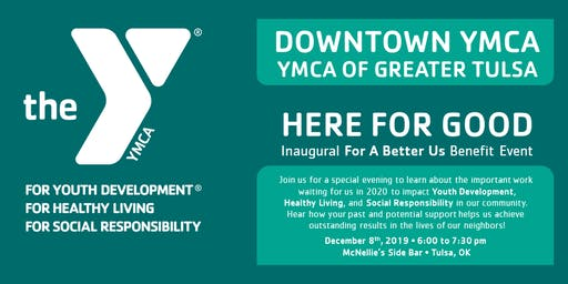 Downtown YMCA: Here For Good!