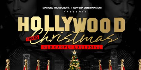 Hollywood Takes Christmas: Red Carpet Exclusive tickets