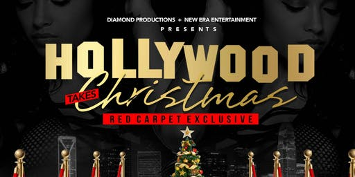 Hollywood Takes Christmas: Red Carpet Exclusive