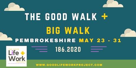 The Good Walk Big Walk tickets