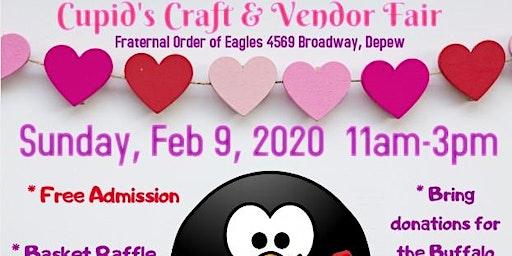 Cupid's Craft & Vendor Fair