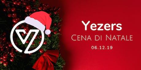 Yezers meets: Christmas! biglietti