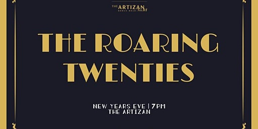 NYE: Welcome back to the 20's!