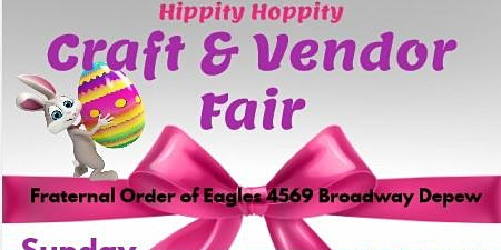 Hippity Hoppity Craft & Vendor Fair