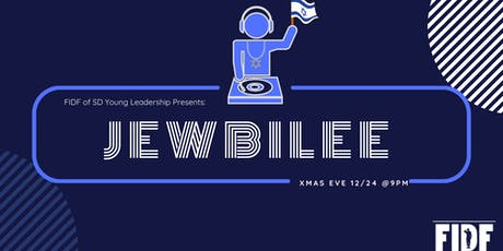 FIDF of San Diego Young Leadership Presents: 5th Annual Jewbilee!  tickets