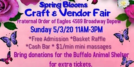 Spring Blooms Craft & Vendor Fair