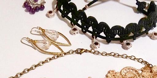 Wine & Design: Victorian Inspired Jewelry