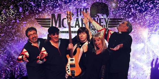 Paul McCartney, Wings and The Beatles LIVE Tribute