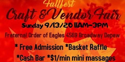 Fallfest Craft & Vendor Fair