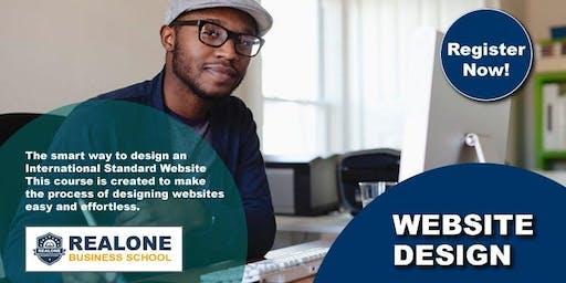 WEBSITE DESIGN CERTIFICATION COURSE