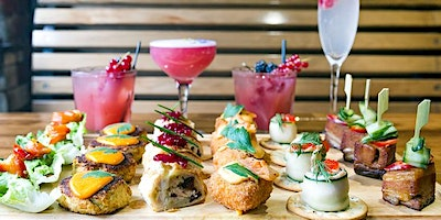 Rams Party Night With Canapés & Cocktails!!