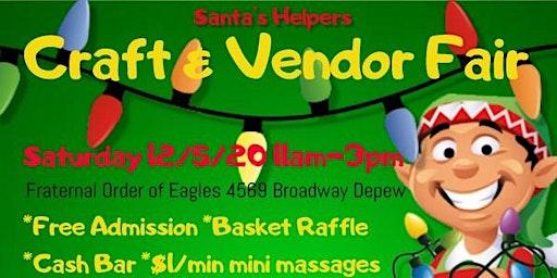 Santa's Helpers Craft & Vendor Fair
