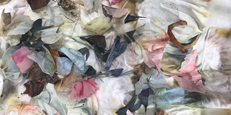 Eco Printing and Bundle Dyeing Workshop tickets