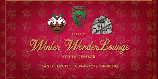 Bristruths X Wills Meme-orial X Lizard Lounge Present Winter WonderLounge