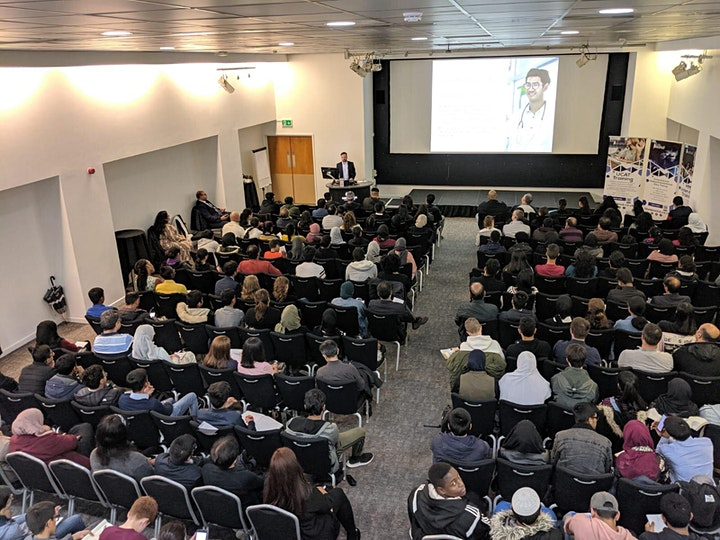 How to Get into Medicine London | Conference for Students in the UK image
