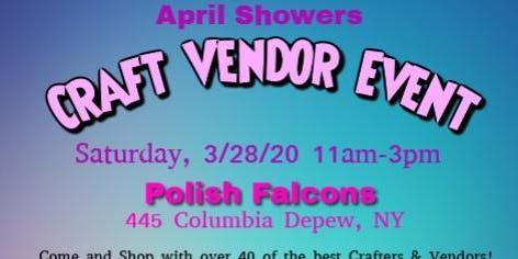 April Showers Craft & Vendor Fair