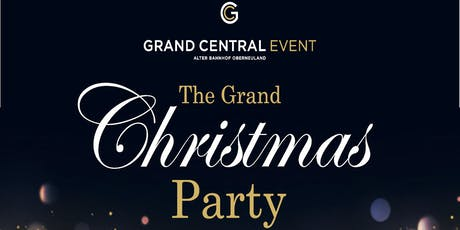 The Grand Christmas Party im Grand Central Oberneuland Tickets
