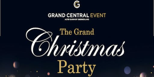 The Grand Christmas Party im Grand Central Oberneuland