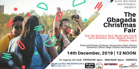 The Gbagada Christmas Market tickets