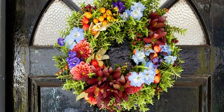 Sustainable Christmas wreath making! tickets