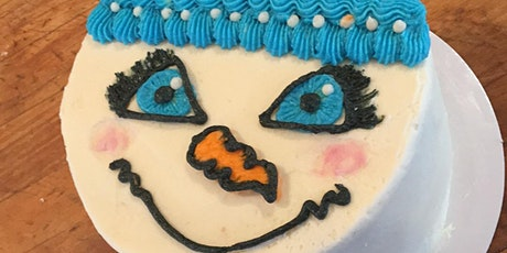 Cake Decorating Class:  Snow Man/Woman tickets