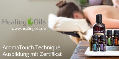doTERRA Aromatouch Training Berlin