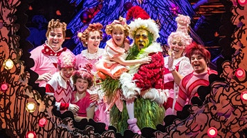 "Dr. Seuss' ""How the Grinch Stole Christmas! The Musical"""