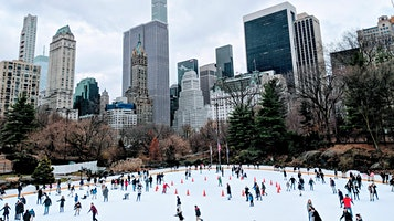 Central Park Intro Walking Tour +Ice Skating