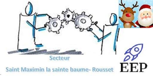 Rencontre des entrepreneurs EEP décembre 2019 secteur St max-Rousset