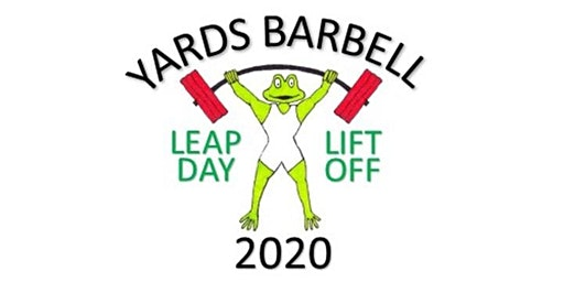 Yards Barbell Leap Day Lift Off