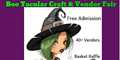 Boo Tacular Craft & Vendor Fair