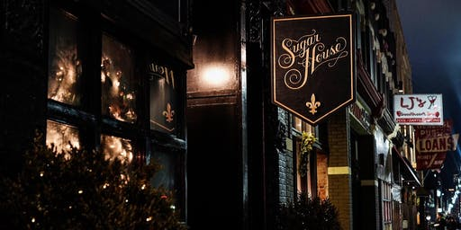 New Year's Eve at The Sugar House
