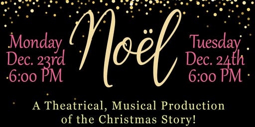 Unity of Boulder presents Noel - A Christmas Production