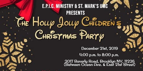 The Holly Jolly Children's Christmas Party tickets