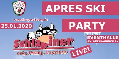 Apres Ski Party des FSV Gevelsberg